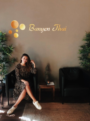 Lovely Pepa en Banyen Thai